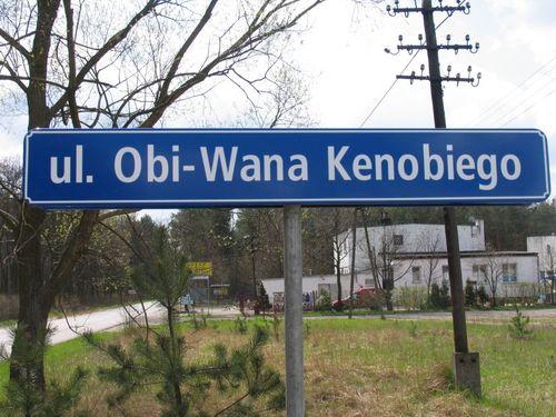 Jak w Polsce nadaje się nazwy ulic?