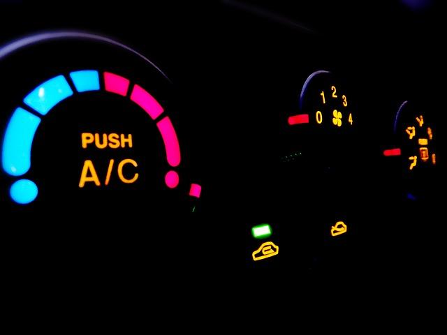 Auto klimatyzacja się zepsuła