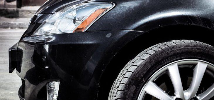 Najczęstsze drobne uszkodzenia samochodu