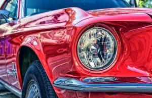 zabezpieczenie lakieru samochodowego